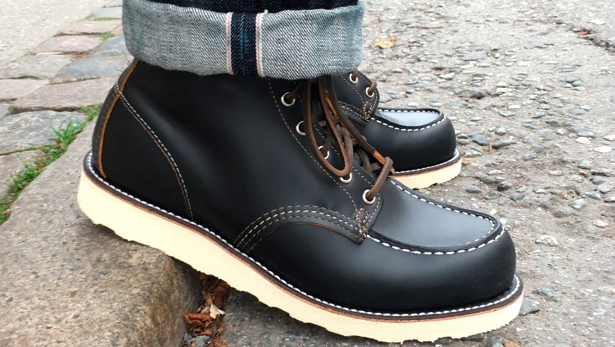 Red Wing 9874 Black Klondike 6 Inch Limited