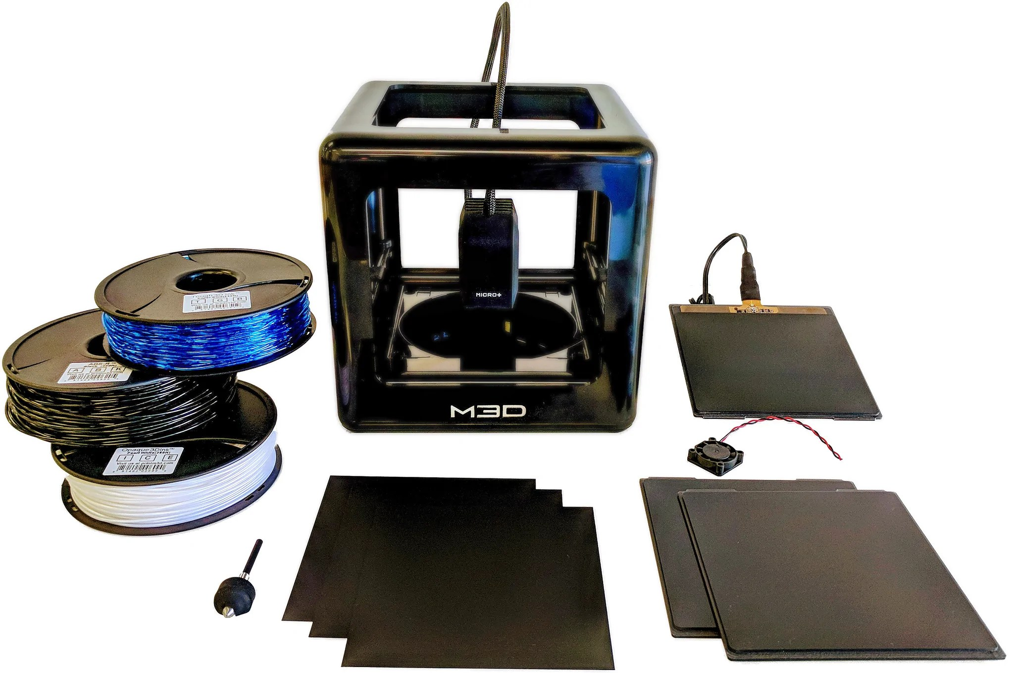 3d Micro The Micro 3d Printer Starter Pack