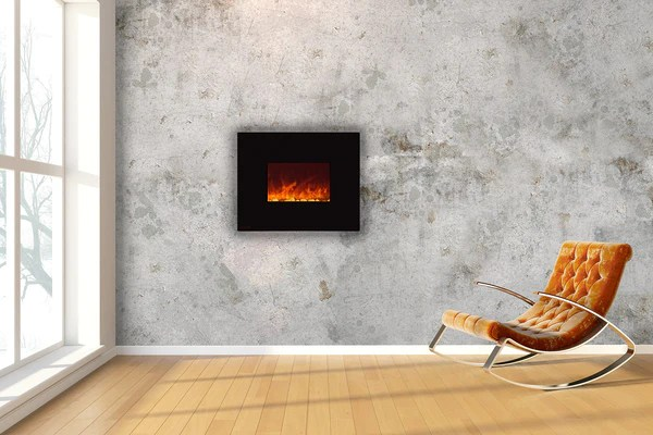 Best Wall Mount Electric Fireplace Ideas In Living Room