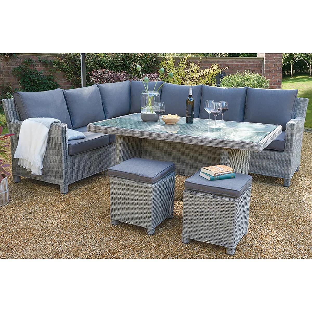 Garden Egg Sofa   Grey Rattan Garden Egg Chair Snuggle Seat With ...