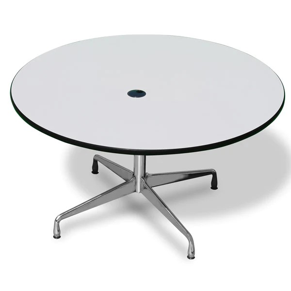 Vitra Eames 1300 Round Table 2ndhnd Com Quality Office - Vitra Click Table