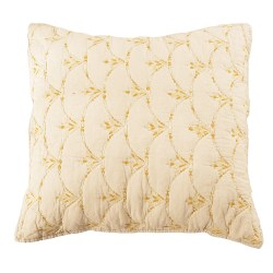 Small Crop Of Euro Pillow Shams