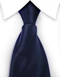 Men's Black Zipper Tie  GentlemanJoe