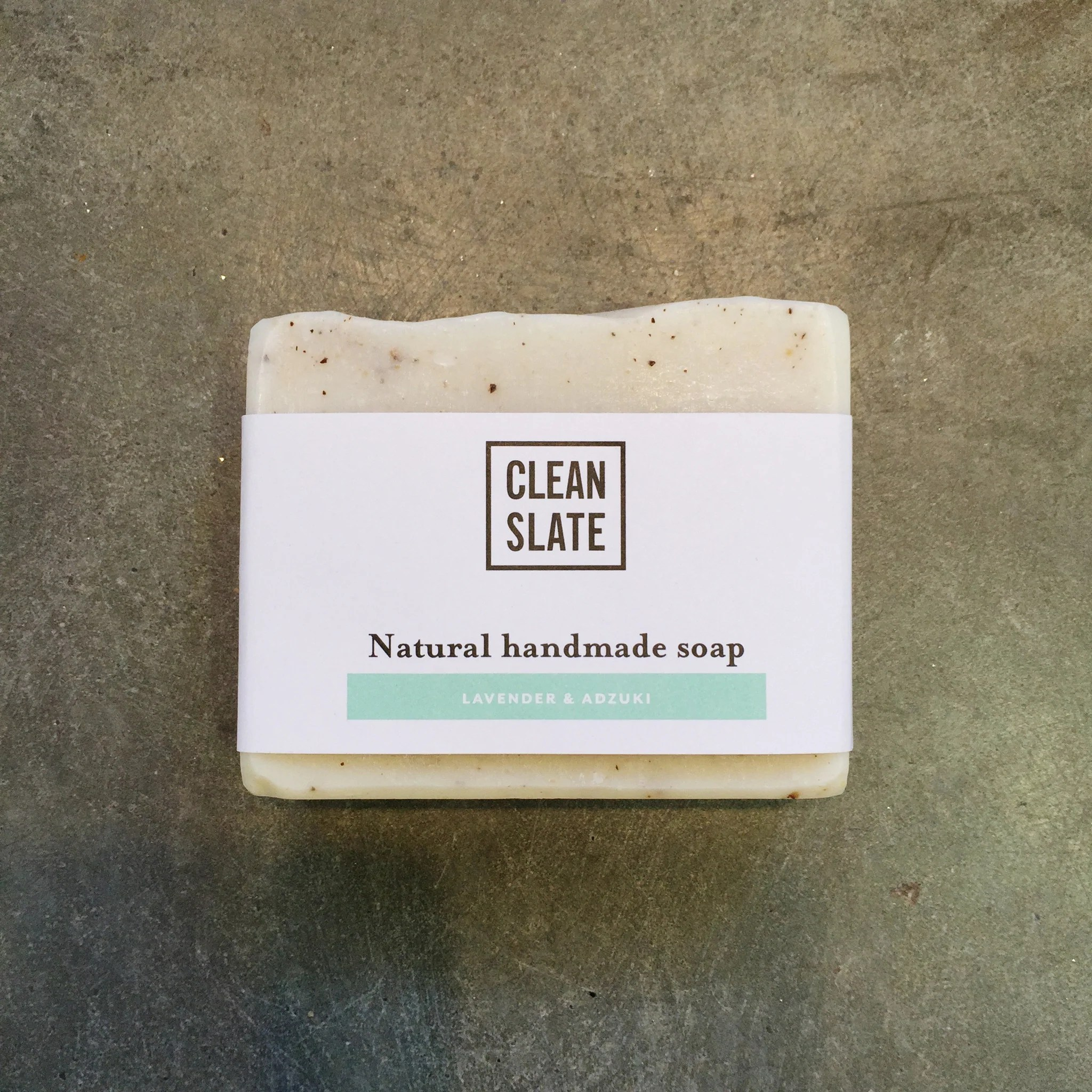How To Clean Slate Countertops Clean Slate Lavender And Adzuki Bar Soap On A Whim Design