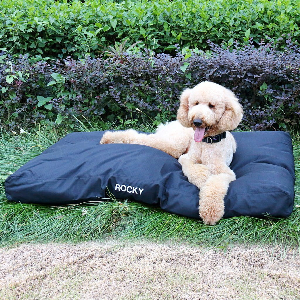 Dog Beds Pet Snazzy Personalized Premium Tough Dog Beds