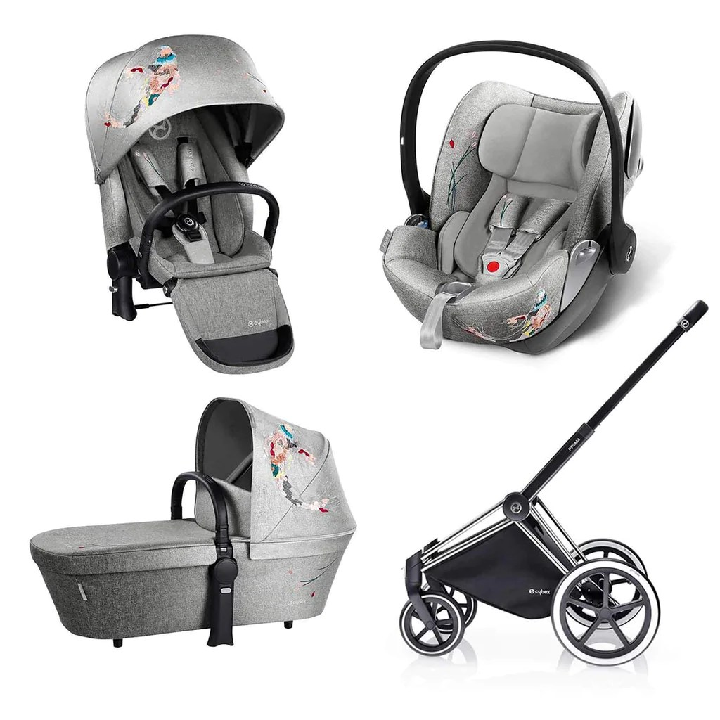 Baby Lux Travel System