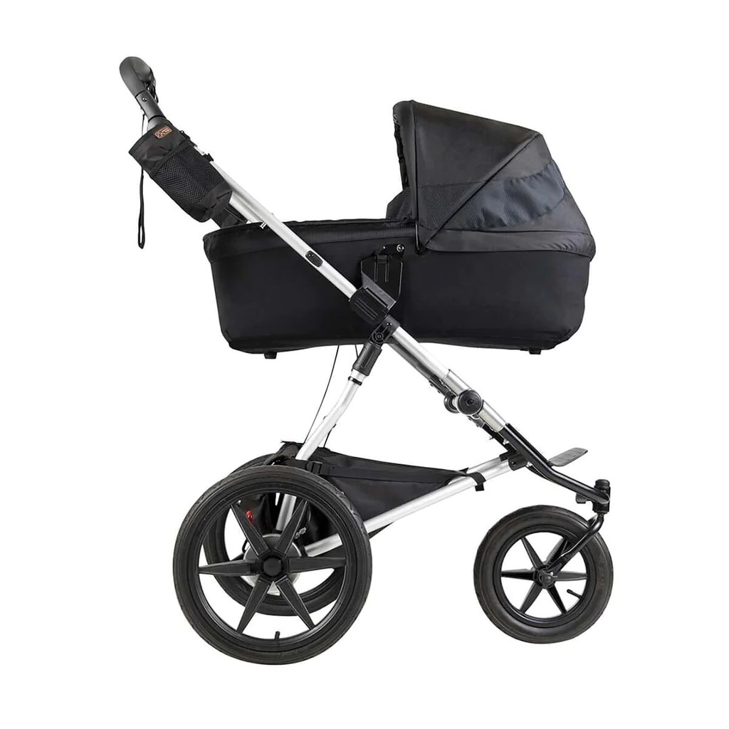 Baby Plus Buggy Mountain Buggy Carrycot Plus Urban Jungle 2019 Onyx