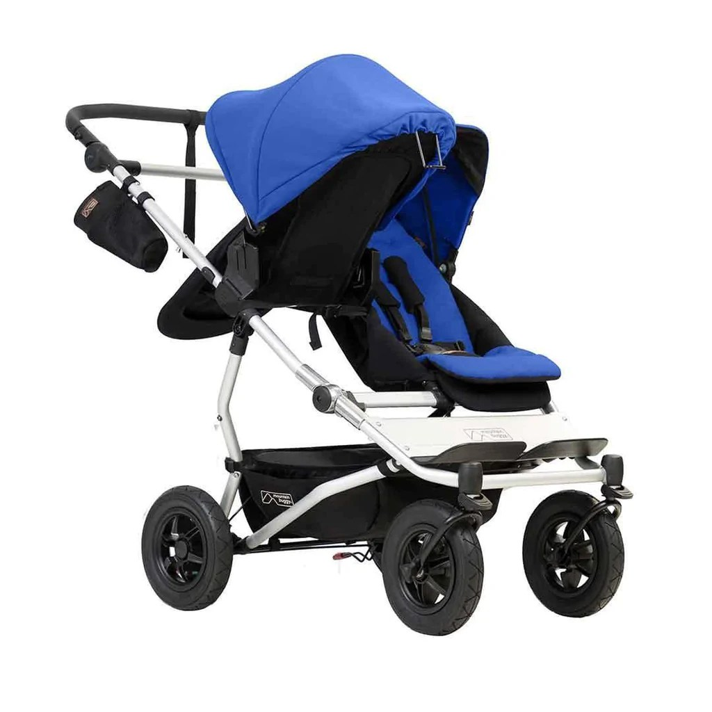 Baby Plus Buggy Mountain Buggy Duet Carrycot Plus Marine