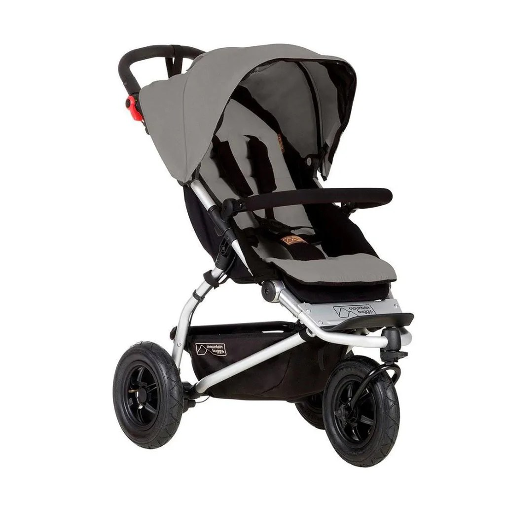 Mountain Buggy Car Seat Installation Mountain Buggy Swift Pushchair Silver