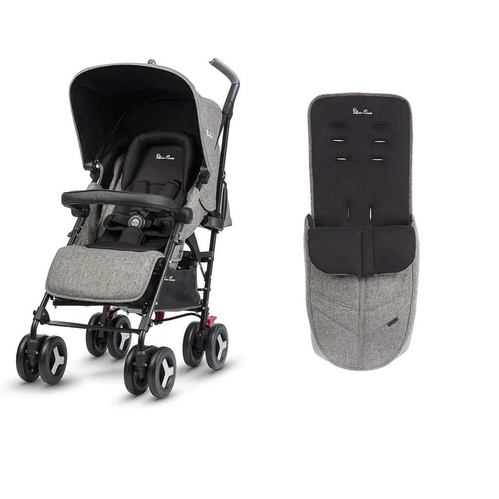 Silver Cross Brompton Pushchair Silver Cross Reflex Pushchair Footmuff Brompton