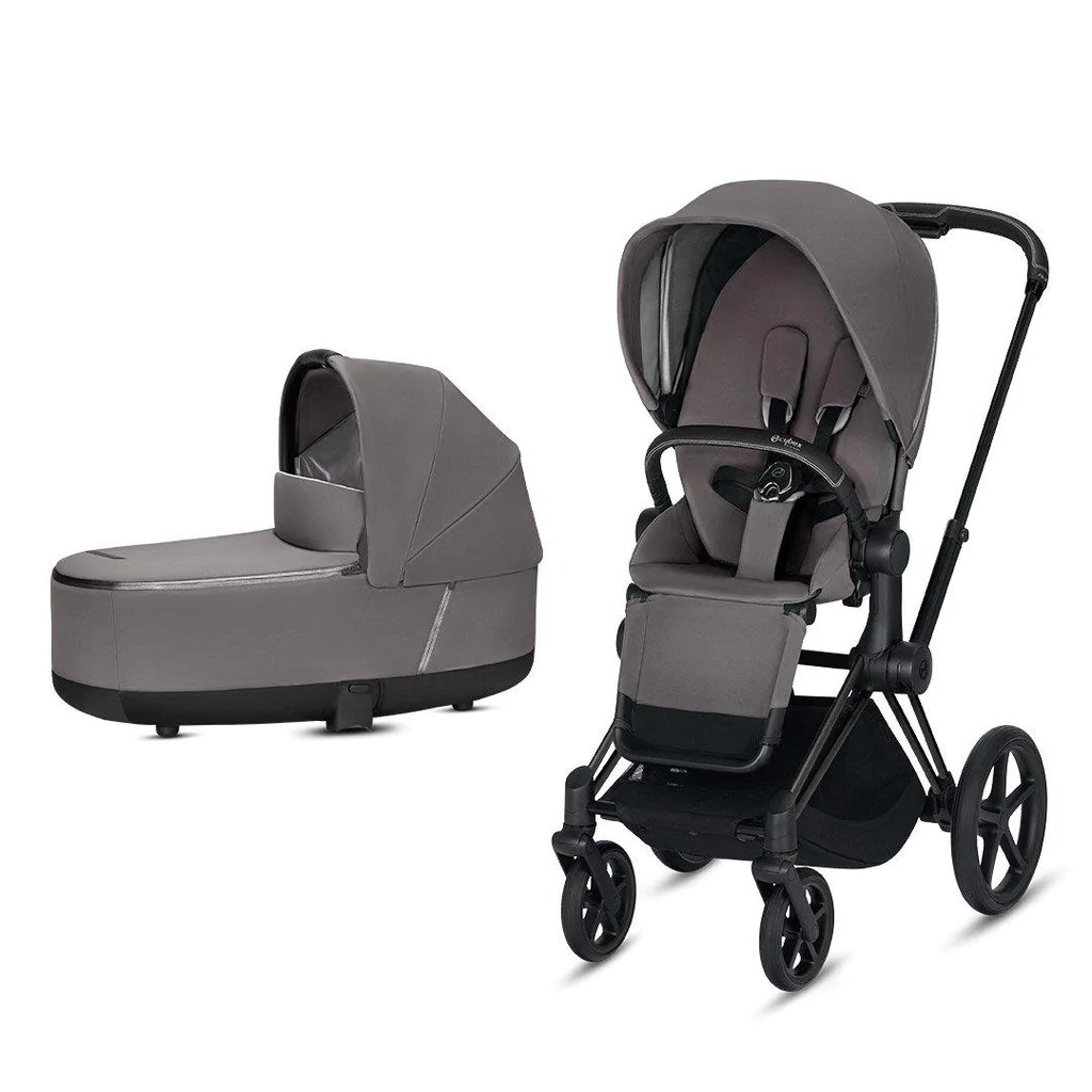 Cybex Stroller Support Cybex Priam Pushchair Manhattan Grey