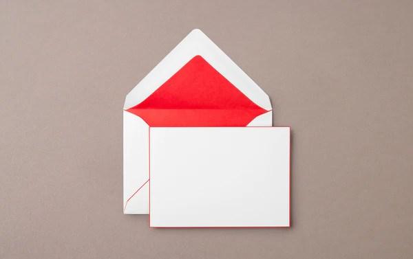 Pineider Capri A6 Card And Envelope Red Choosing Keeping