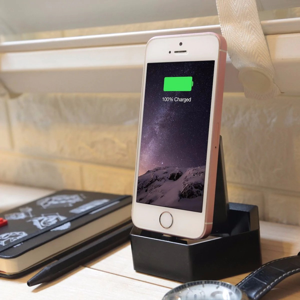 Stylish Charging Station Hexxi Phone Stylish Cable Organiser And Charging Stand