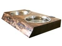 Elevated Dog Food Holder  Delta-13
