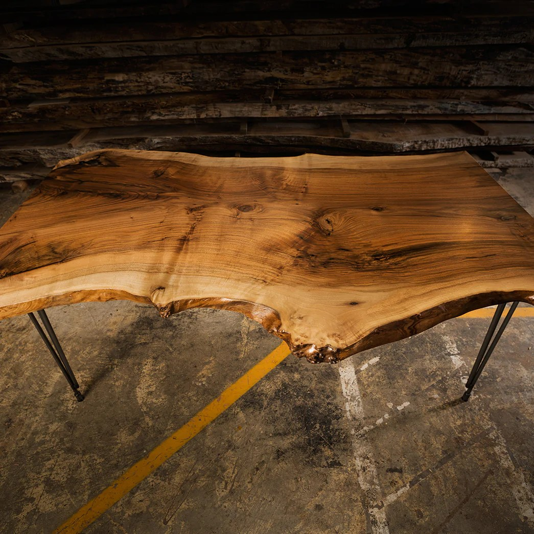 Your Source For Live Edge Wood Slabs And Diy Chill Epoxy And Finishes Wane Flitch