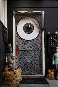 Dreadful Doors: Halloween Door Covers   Caravan Shoppe