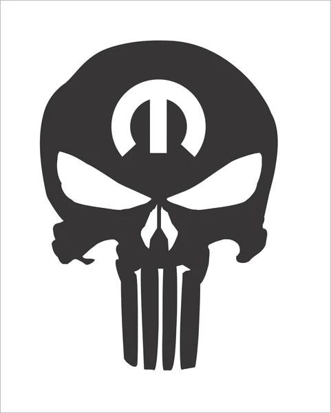 The Punisher Wallpaper Car Skull Punisher Mopar Bomex Graphics