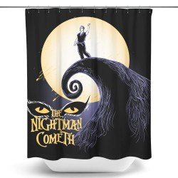 Small Of Batman Shower Curtain