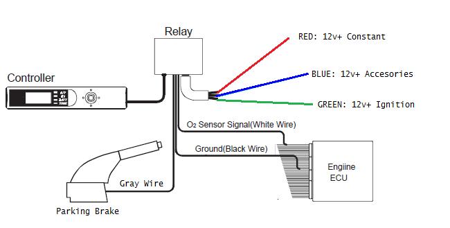 blitz turbo timer wiring diagram how to install a blitz dual turbo