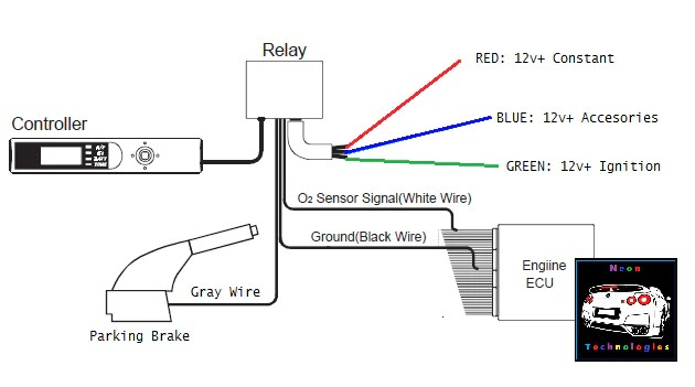 volution turbo timer wiring diagram