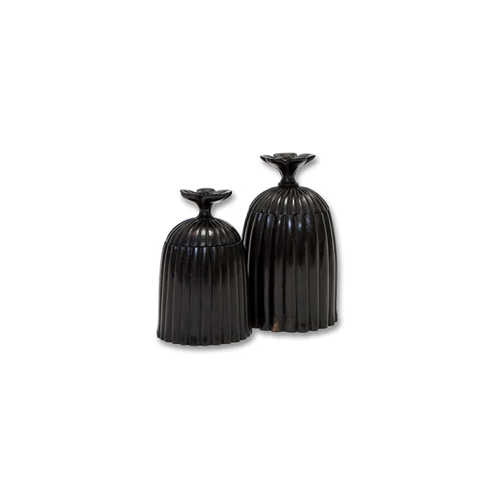 Flur Design Mozambique Ebony Vessels Flur Design