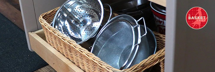 Turn Your Old Kitchen Cabinets Into Pull Out Basket