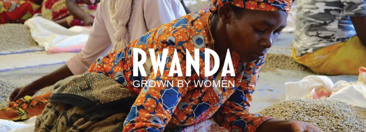 Rwanda Grown By Women single origin