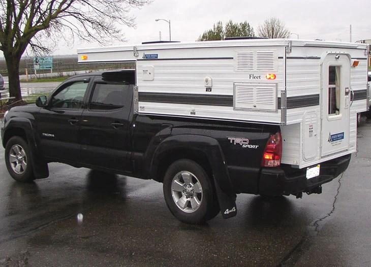 Four Wheel Campers Fleet (60\u0027 Regular Bed) - MAIN LINE OVERLAND