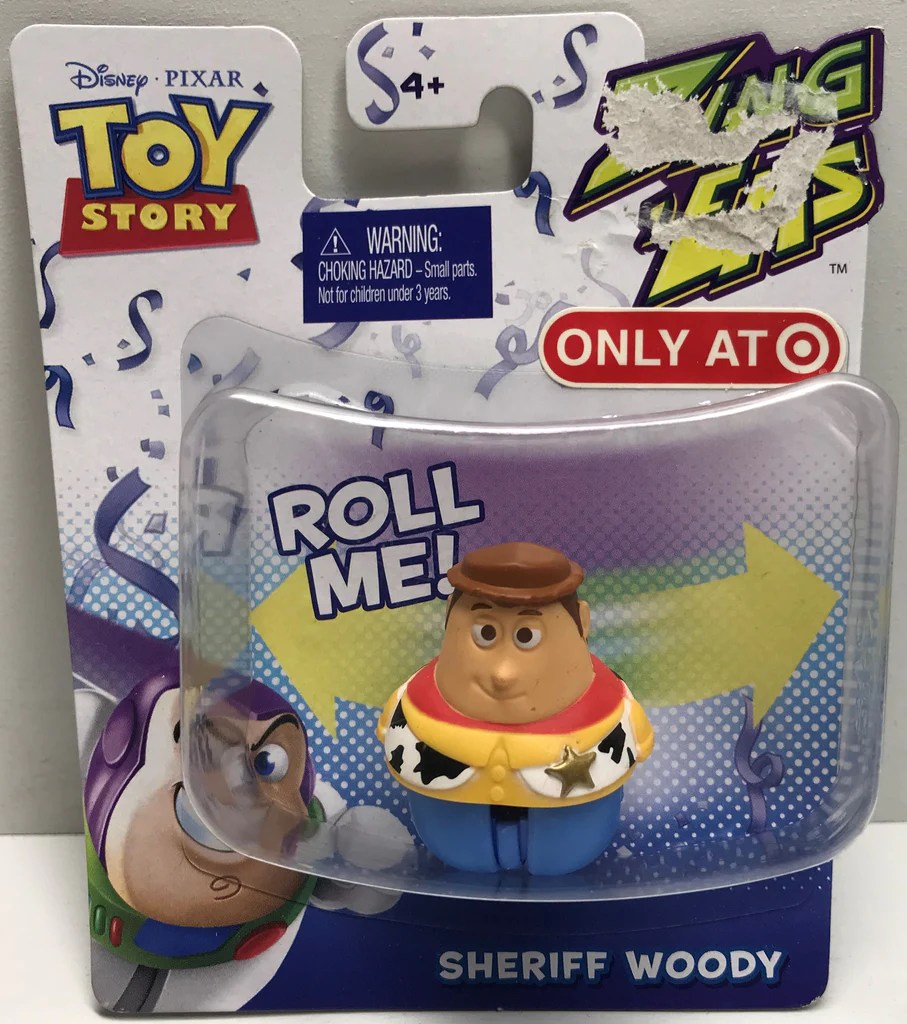 Toy Story Toys Vintage Tas039566 2012 Mattel Disney Toy Story Zing Ems Figure Sheriff Woody