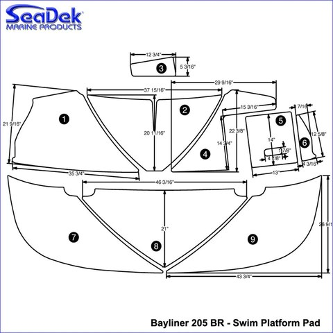 2001 bayliner capri wiring diagram