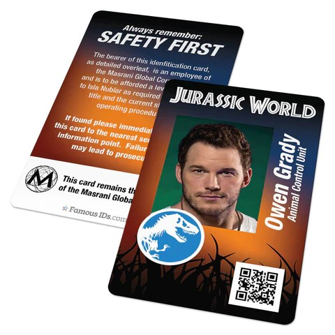 Jurassic World Cards Promotional Code