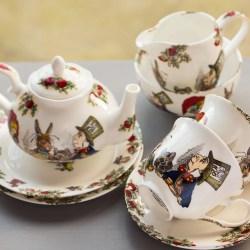 Small Crop Of Crazy Tea Cups
