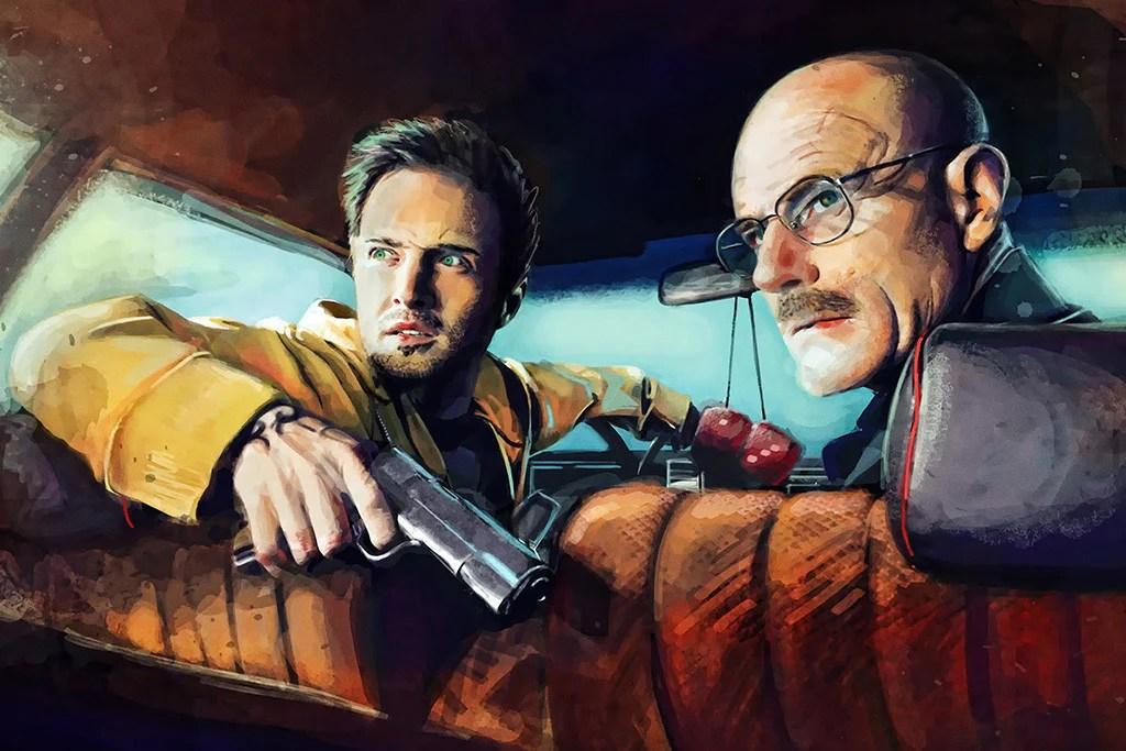 Motivational Quotes Wallpaper 1920x1080 Breaking Bad Walter White Jesse Pinkman Gun Car Poster