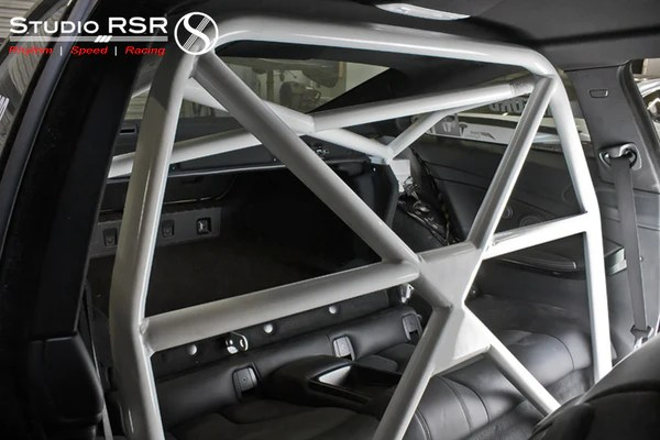 Bmw M3 E 46 Studiorsr Tesseract (f82) Bmw M4 Roll Cage / Roll Bar