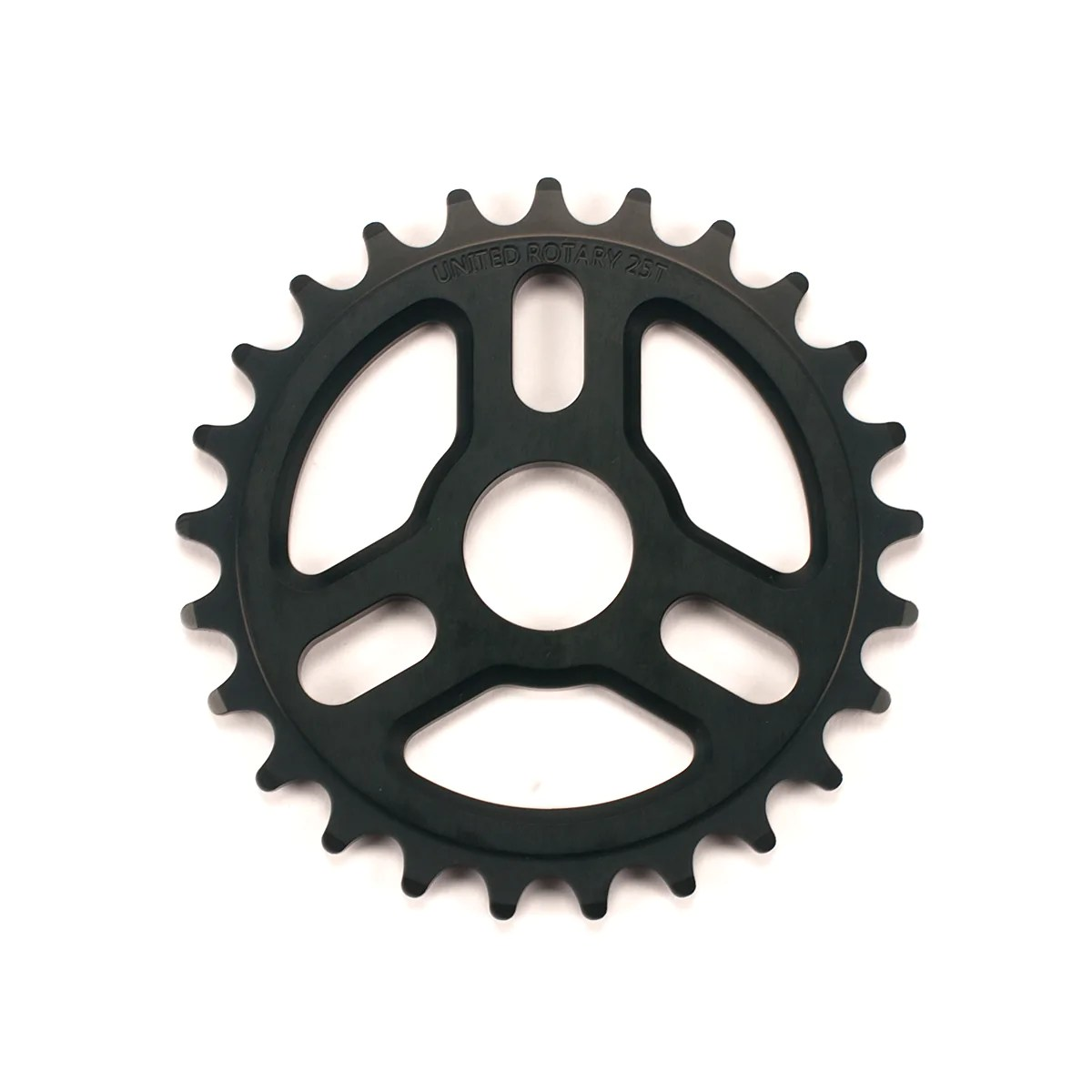 Bmx Parts Rotary Sprocket Black