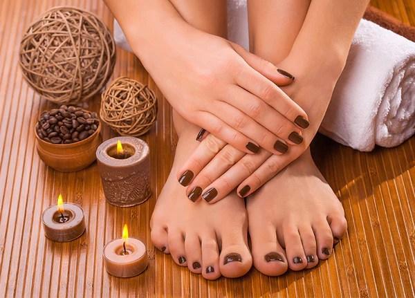 Mini Loyalty Card For Beauty Salons Nail Technicians A8