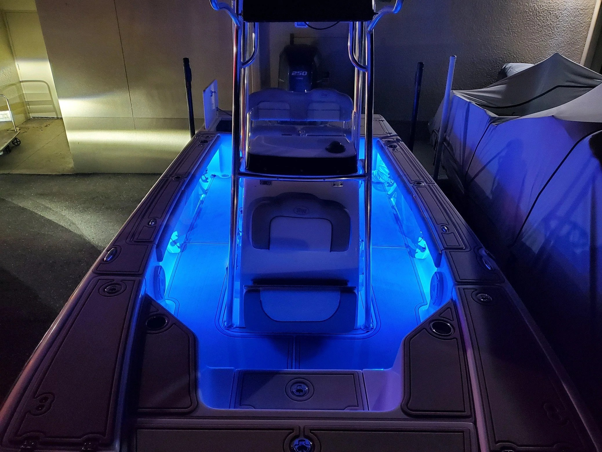 Marine Led Light Bars Black Oak Led