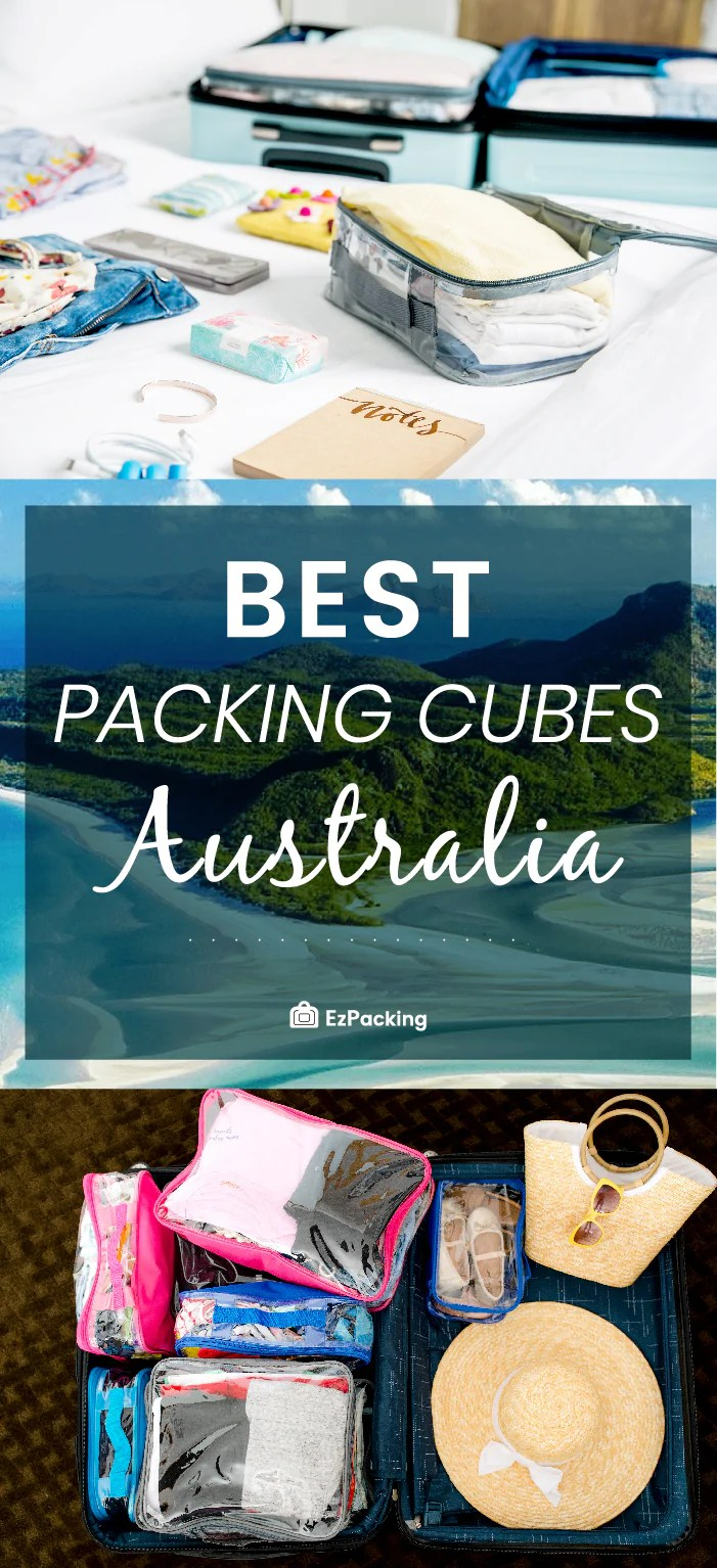 Packing Cells Packing Cubes Australia Ezpacking Inc