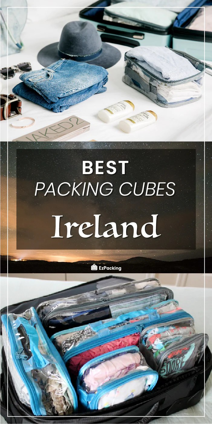 Packing Cells Packing Cubes Ireland Ezpacking Inc
