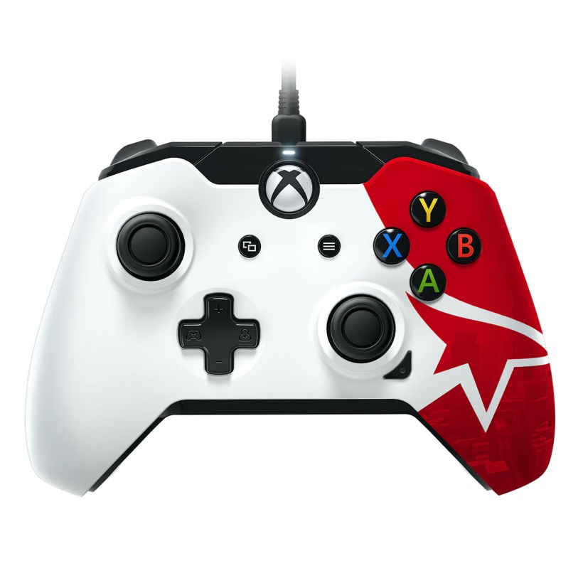 Mirror's Edge™ Official Wired Controller for Xbox One