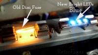 LED Fuse Lamp For Vintage Receivers Marantz  RetroFixes