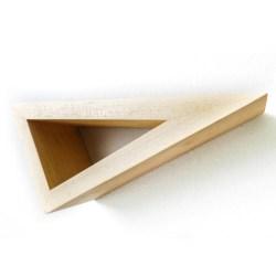 Small Of Triangular Floating Shelves