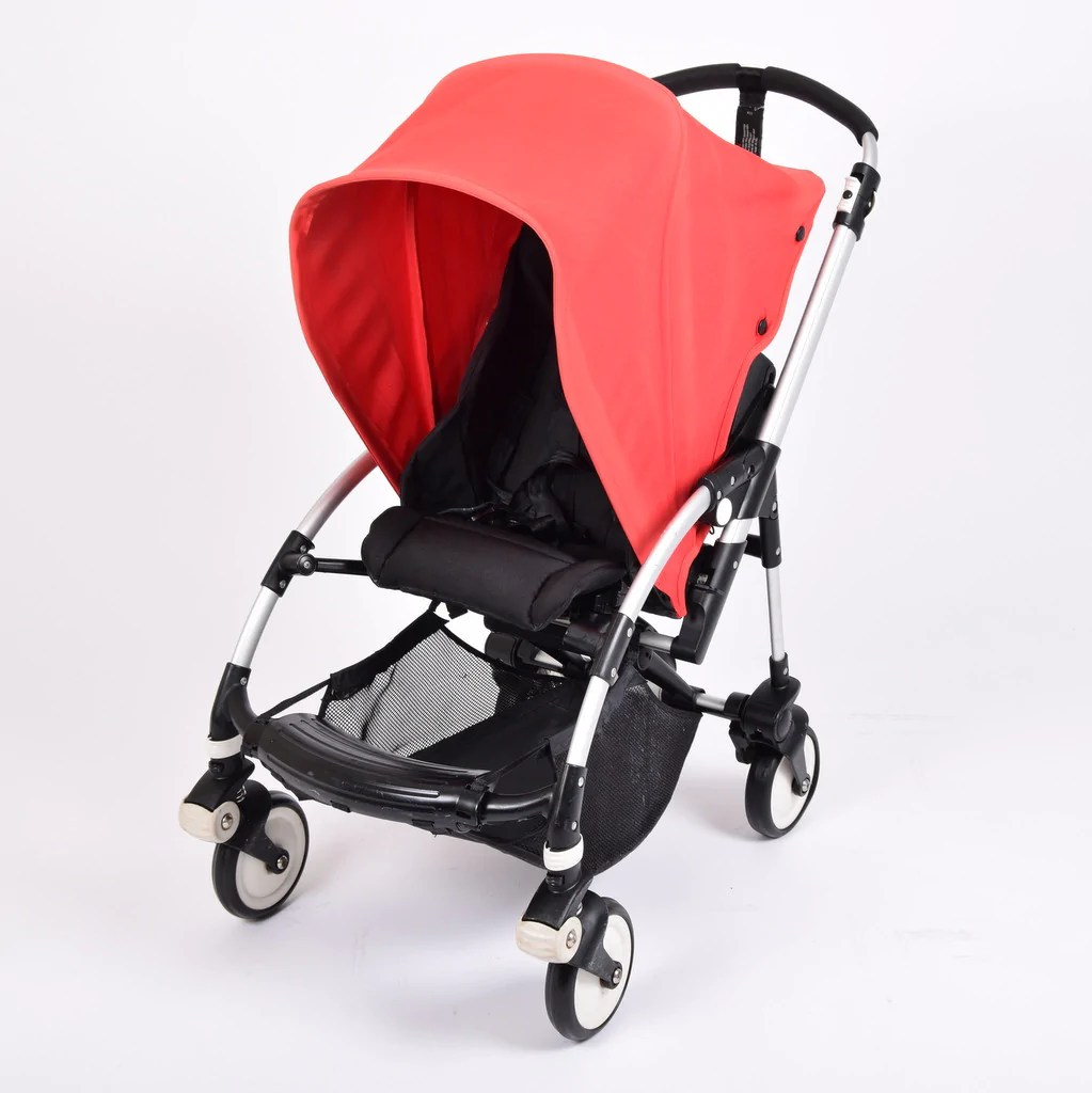 Bugaboo Bee With Buggy Board Bugaboo Bee Red Grade 3