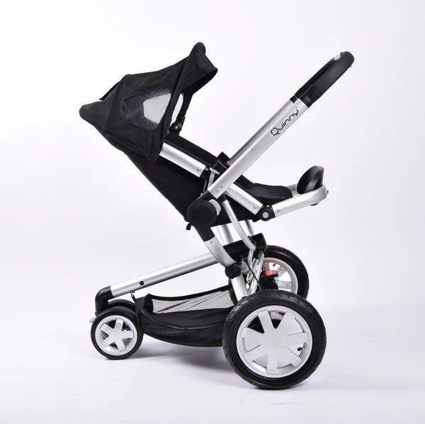 Double Pushchair With Buggy Board Quinny Buzz 3 Black Grade 2 – Buggy Revival