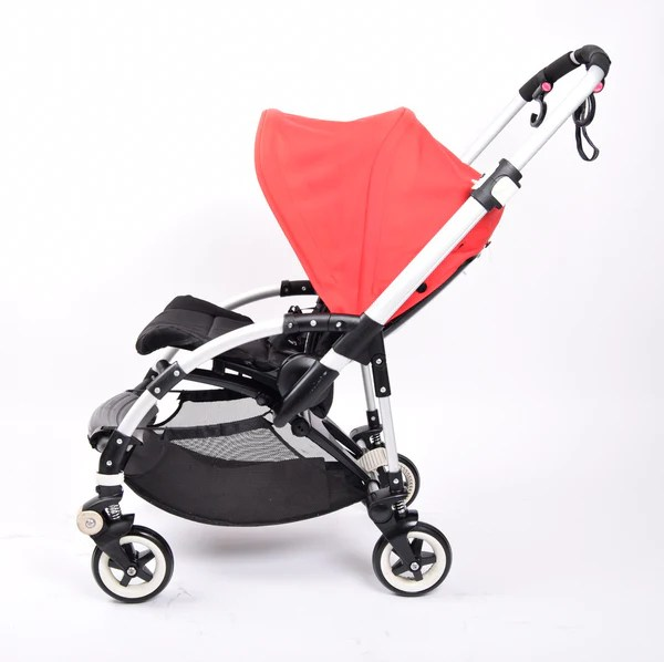 Hauck Buggy Cars Bugaboo Bee Red Grade 2 – Buggy Revival