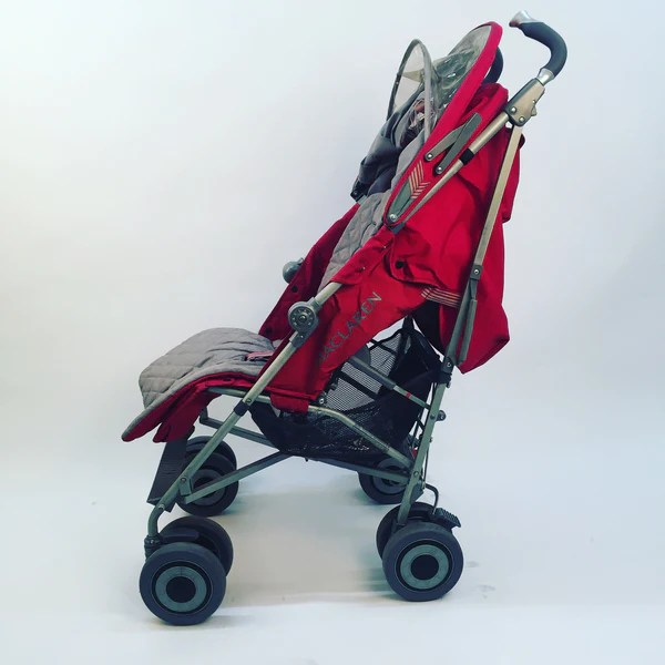 Hauck Buggy Cars Maclaren Techno Xlr Persian Red Grade 2 – Buggy Revival