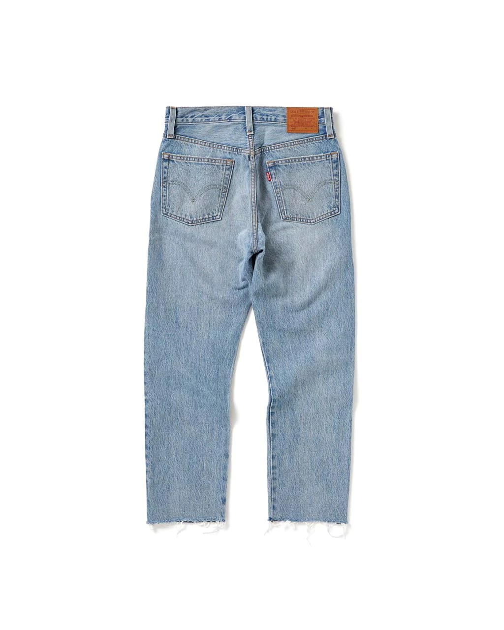 Levi Jeans 501 501 Crop Jeans Diamond In The Rough By Levi S Jeans Ban Do