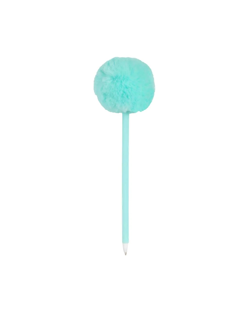 Baby Blue Pen Pom Pom Pen Blue