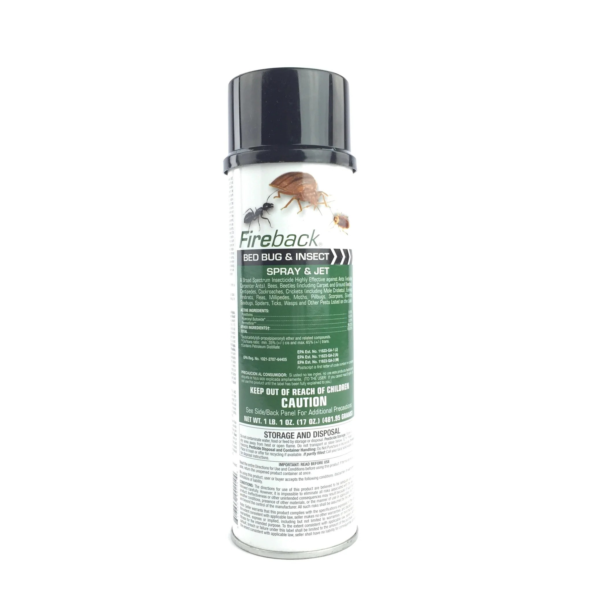 Sprays For Bed Bugs Details About Fireback Bed Bug And Insect Spray And Jet