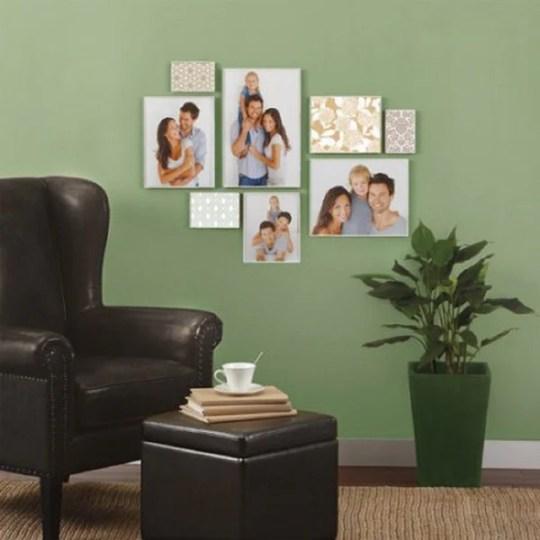 Simple Yet Elegant Gallery-Style Mainstays